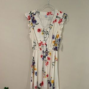 GORGEOUS spring OLD NAVY dress